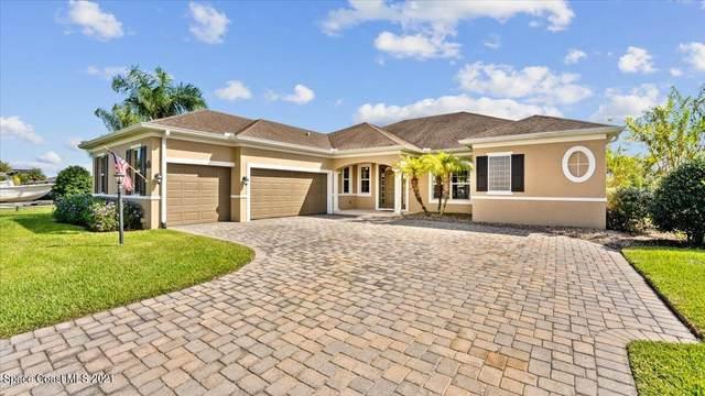 3237 Cortona Drive, Melbourne, FL 32940 (MLS #918641) :: Keller Williams Realty Brevard