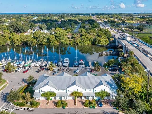 104 Parrotfish Lane #104, Merritt Island, FL 32953 (MLS #918650) :: Engel & Voelkers Melbourne Central