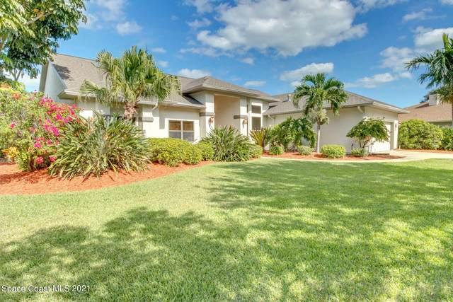 108 Windward Way, Indian Harbour Beach, FL 32937 (MLS #918652) :: Keller Williams Realty Brevard