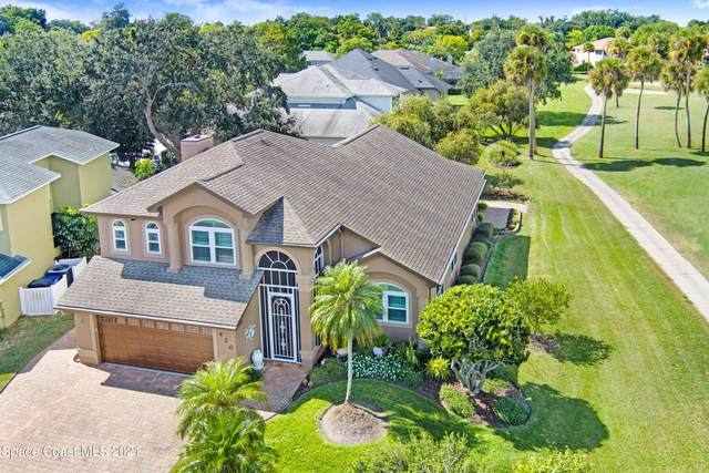 420 Willowgreen Lane, Titusville, FL 32780 (MLS #918653) :: Premium Properties Real Estate Services