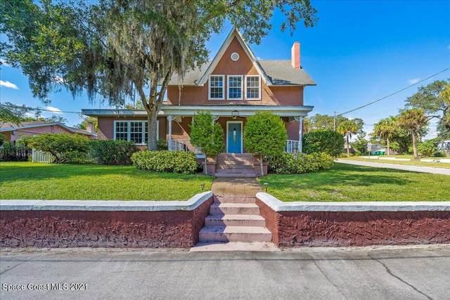 1800 Pineapple Avenue, Melbourne, FL 32935 (MLS #918654) :: Dalton Wade Real Estate Group