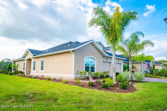 590 Remington Green Drive SE #101, Palm Bay, FL 32909 (MLS #918656) :: Vacasa Real Estate