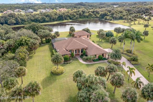 1553 Nome Lane, Malabar, FL 32950 (MLS #918664) :: Dalton Wade Real Estate Group