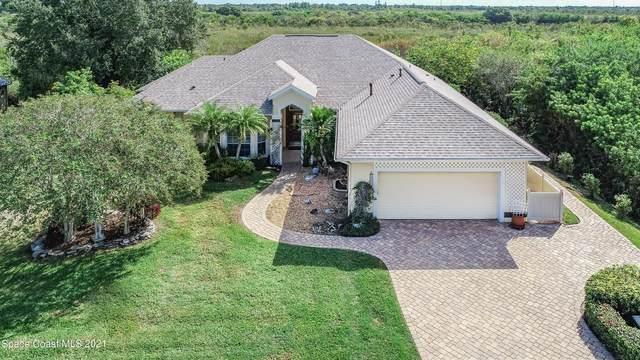 960 Wildwood Drive, Melbourne, FL 32940 (MLS #918665) :: Dalton Wade Real Estate Group