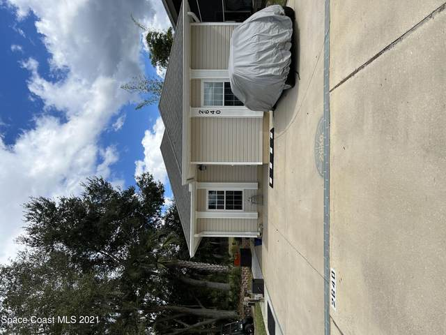 2640 Frontier Drive #248, Titusville, FL 32796 (MLS #918706) :: Keller Williams Realty Brevard