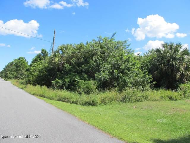 1856 Viburnum Road NW, Palm Bay, FL 32907 (MLS #918711) :: Dalton Wade Real Estate Group