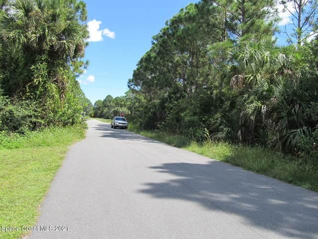 1844 Firethorn Road NW, Palm Bay, FL 32907 (MLS #918716) :: Dalton Wade Real Estate Group
