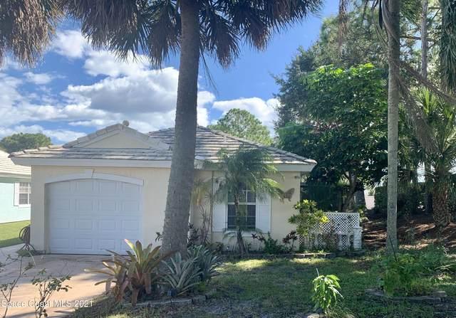 805 Dewberry Terrace NE, Palm Bay, FL 32905 (MLS #918717) :: Dalton Wade Real Estate Group