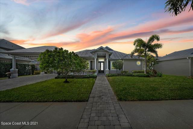 1193 Vestavia Circle, Melbourne, FL 32940 (MLS #918719) :: Dalton Wade Real Estate Group