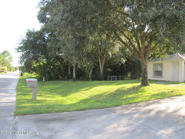 490 Bridgeport Avenue NW, Palm Bay, FL 32907 (MLS #918720) :: Dalton Wade Real Estate Group