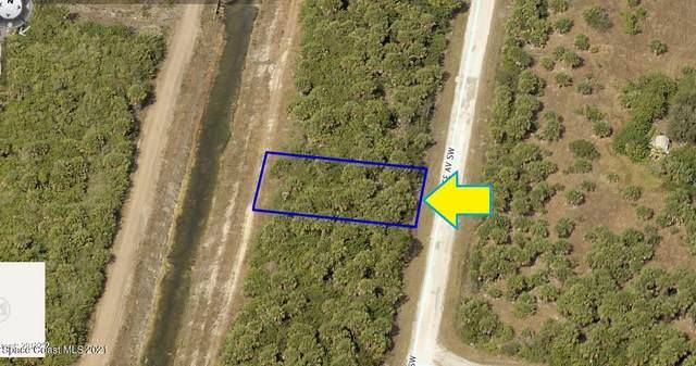 3182 Sage Avenue SW, Palm Bay, FL 32908 (MLS #918733) :: Dalton Wade Real Estate Group