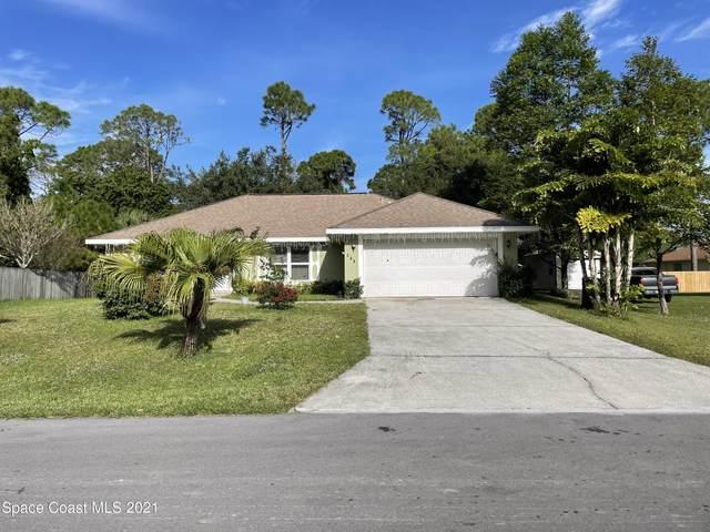 977 SE Stage Street SE, Palm Bay, FL 32909 (MLS #918747) :: Dalton Wade Real Estate Group
