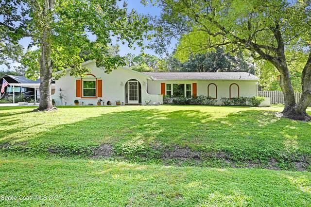 695 Waycross Road SW, Palm Bay, FL 32908 (MLS #918748) :: Dalton Wade Real Estate Group