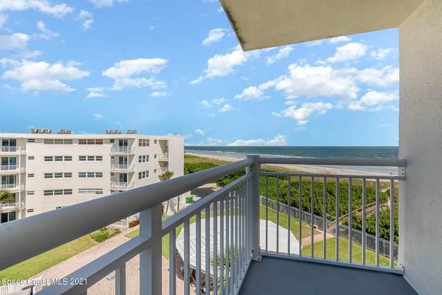 4000 Ocean Beach Boulevard 5K, Cocoa Beach, FL 32931 (MLS #918749) :: Blue Marlin Real Estate
