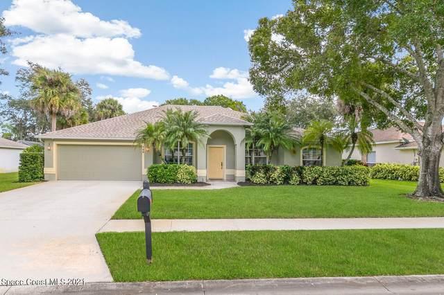 766 Conestee Drive, Melbourne, FL 32904 (MLS #918755) :: Armel Real Estate