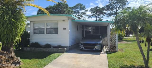 1242 Shell Court NE, Palm Bay, FL 32907 (MLS #918758) :: Dalton Wade Real Estate Group
