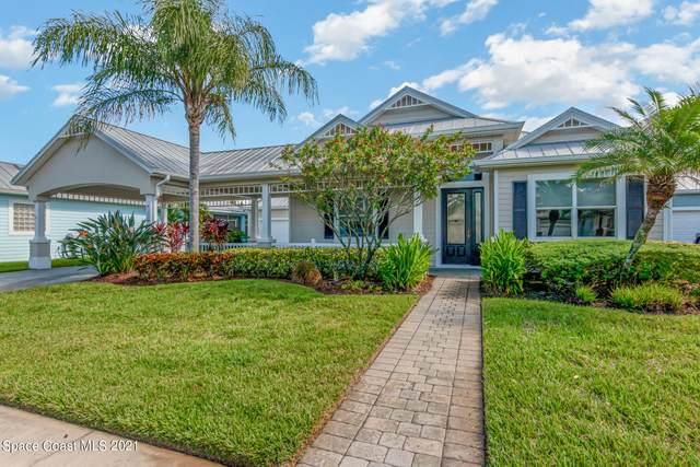 1433 Vestavia Circle, Melbourne, FL 32940 (MLS #918765) :: Dalton Wade Real Estate Group
