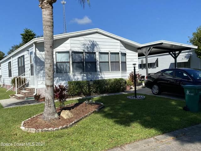 1207 Iriquois Drive, Sebastian, FL 32976 (MLS #918771) :: Dalton Wade Real Estate Group