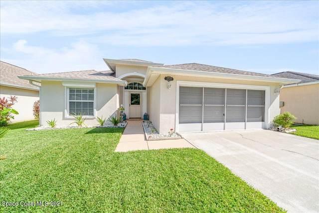 2340 Stratford Pointe Drive, Melbourne, FL 32904 (MLS #918774) :: Armel Real Estate