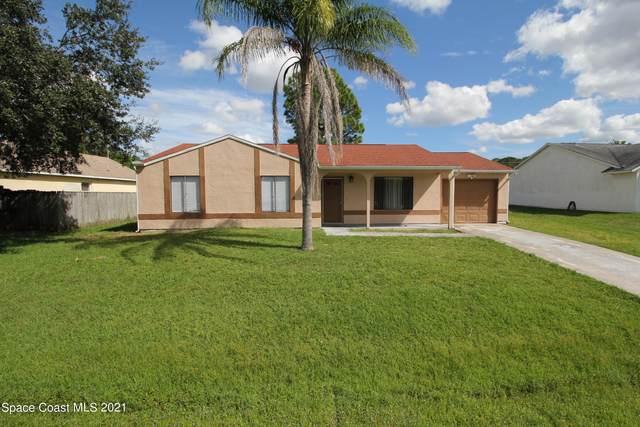 1027 Sheridan Avenue NW, Palm Bay, FL 32907 (MLS #918782) :: Dalton Wade Real Estate Group