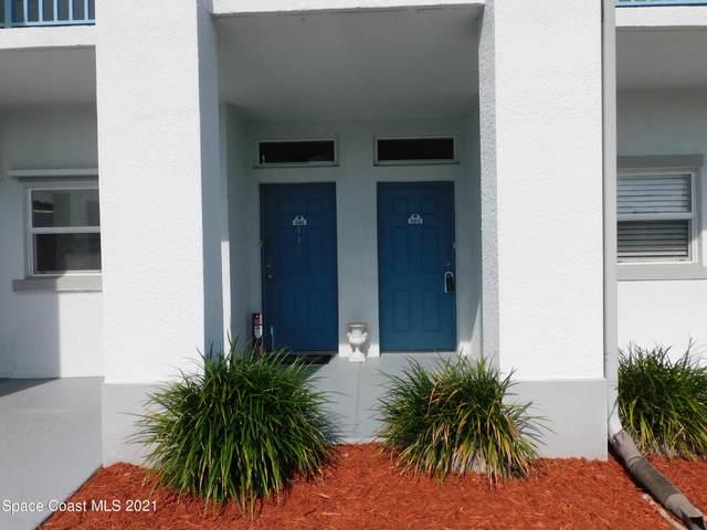 180 Portside Avenue #102, Cape Canaveral, FL 32920 (MLS #918783) :: Blue Marlin Real Estate