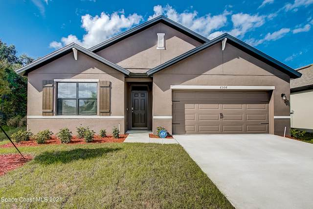 6508 Marbel Road, Cocoa, FL 32927 (MLS #918789) :: Dalton Wade Real Estate Group