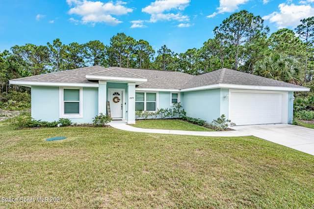 1079 Caligula Avenue SE, Palm Bay, FL 32909 (MLS #918803) :: Dalton Wade Real Estate Group