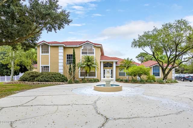 3903 Postridge Trail, Melbourne, FL 32934 (MLS #918804) :: Dalton Wade Real Estate Group