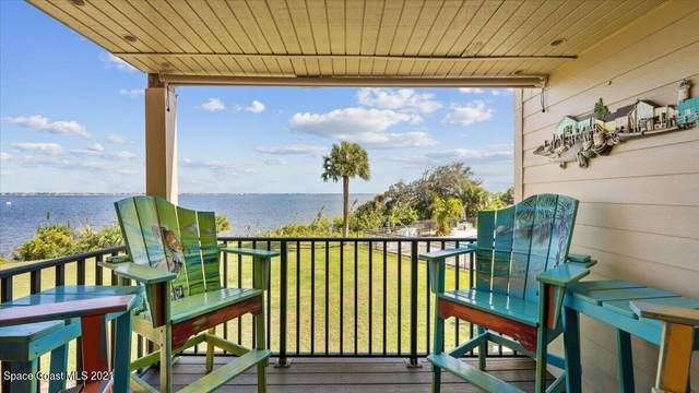 441 N Harbor City Boulevard C12, Melbourne, FL 32935 (MLS #918806) :: Dalton Wade Real Estate Group