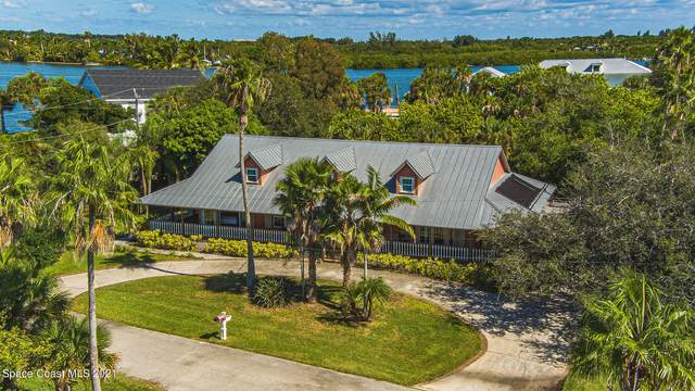 210 Indian River Drive, Vero Beach, FL 32963 (MLS #918812) :: Dalton Wade Real Estate Group