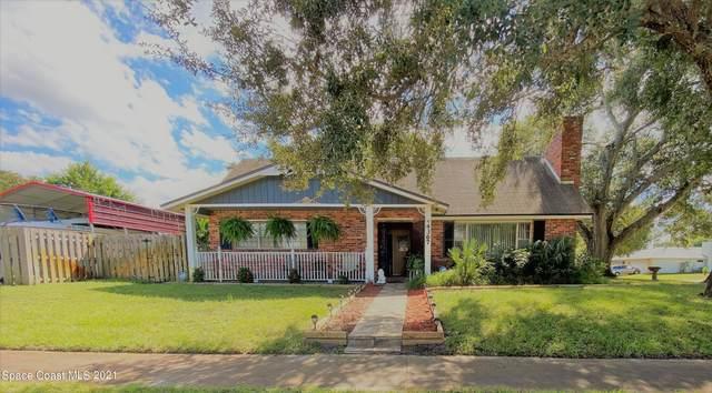 4367 Longbow Drive, Titusville, FL 32796 (MLS #918818) :: Dalton Wade Real Estate Group