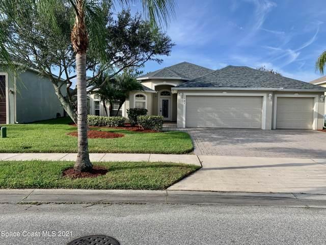 1707 Auburn Lakes Drive, Rockledge, FL 32955 (MLS #918819) :: Keller Williams Realty Brevard