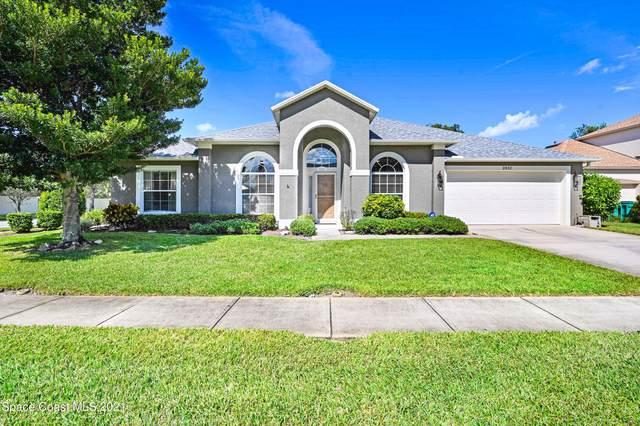 2832 Englewood Drive, Melbourne, FL 32940 (MLS #918822) :: Dalton Wade Real Estate Group