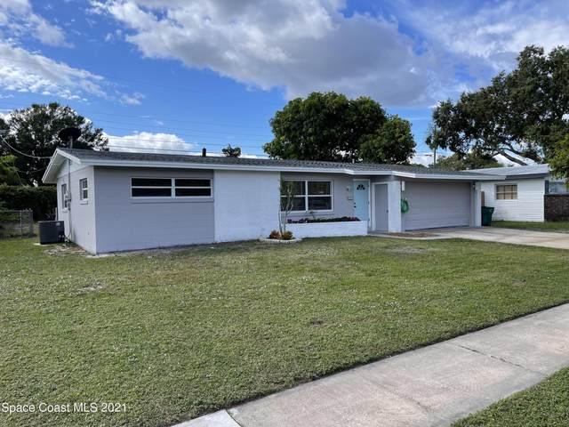 175 Carib Drive, Merritt Island, FL 32952 (MLS #918823) :: Dalton Wade Real Estate Group