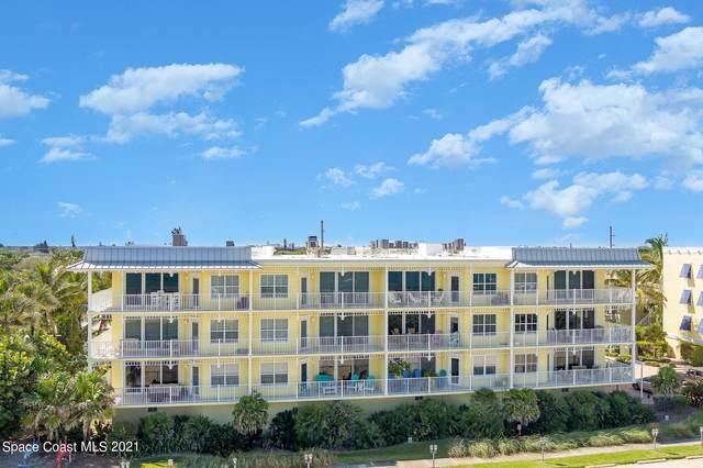 505 S Miramar Avenue #2205, Indialantic, FL 32903 (MLS #918827) :: Blue Marlin Real Estate