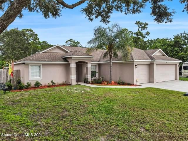 567 Consolata Avenue NW, Palm Bay, FL 32907 (MLS #918832) :: Armel Real Estate