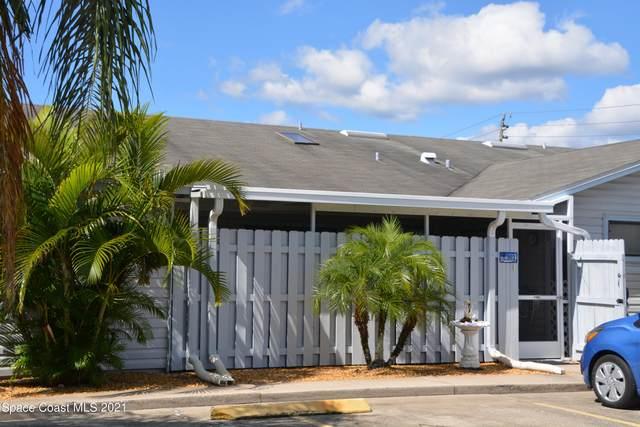 1958 Otterbein Avenue #903, Cocoa, FL 32926 (MLS #918834) :: Dalton Wade Real Estate Group