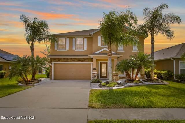 2625 Snapdragon Drive NW, Palm Bay, FL 32907 (MLS #918835) :: Armel Real Estate
