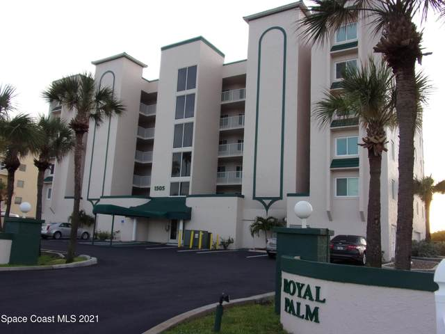 1505 N Highway A1a #303, Indialantic, FL 32903 (MLS #918841) :: Blue Marlin Real Estate