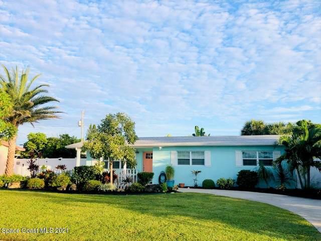131 Harris Boulevard, Indialantic, FL 32903 (MLS #918846) :: Blue Marlin Real Estate