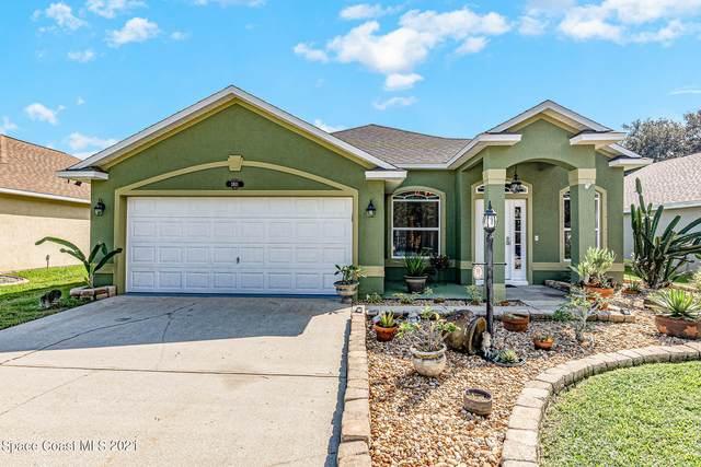 3811 La Flor Drive, Rockledge, FL 32955 (MLS #918882) :: Keller Williams Realty Brevard
