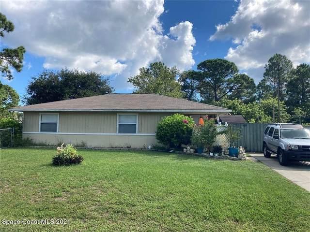 885 Taluga Avenue SE, Palm Bay, FL 32909 (MLS #918884) :: Blue Marlin Real Estate