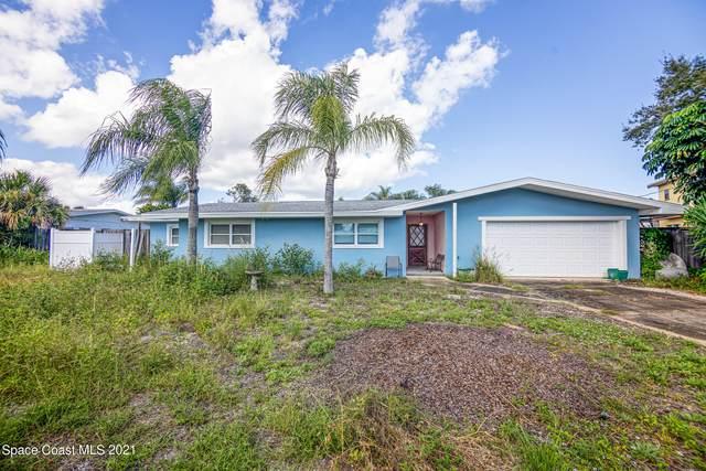 77 W Bay Drive, Cocoa Beach, FL 32931 (MLS #918896) :: Blue Marlin Real Estate