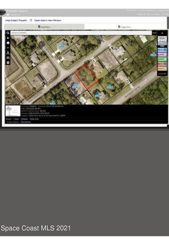 1026 SE Palo Alto Street SE, Palm Bay, FL 32909 (MLS #918905) :: Blue Marlin Real Estate