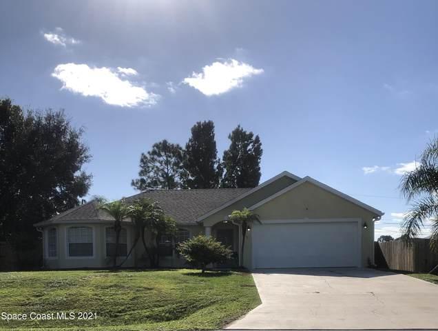 2865 Digby Road SE, Palm Bay, FL 32909 (MLS #918928) :: Vacasa Real Estate