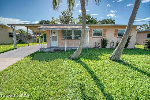 737 Clarke Avenue, Melbourne, FL 32935 (MLS #918939) :: Vacasa Real Estate