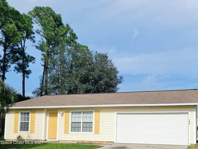 1314 Wigmore Street SE, Palm Bay, FL 32909 (MLS #918943) :: Blue Marlin Real Estate