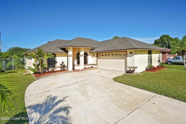 830 Dunkirk Avenue NW, Palm Bay, FL 32907 (MLS #918948) :: Vacasa Real Estate