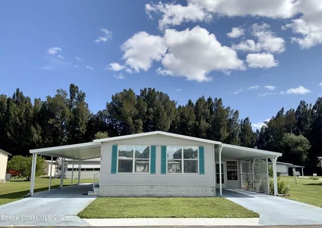 129 Mystic Boulevard NE, Palm Bay, FL 32907 (MLS #918952) :: Blue Marlin Real Estate
