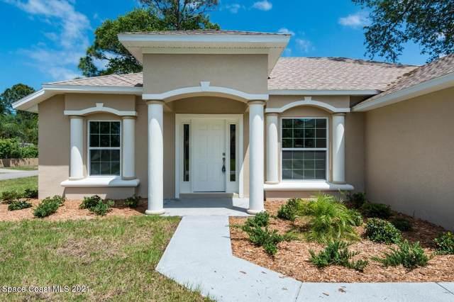 6464 Leonard Avenue, Cocoa, FL 32927 (MLS #918956) :: Keller Williams Realty Brevard